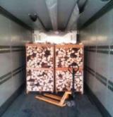 Energie- Und Feuerholz Laubholz - Laubholz Brennholz Gespalten