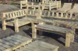 Mobilier Pentru Restaurant, Bar, Cafenea, Spital, Scoala - Coltar lemn - 140 lei