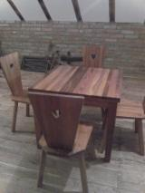 Oak  Contract Furniture - Traditional, Oak (European), Restaurant Terrasse Tables, 20.0 pieces Spot - 1 time