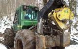 Forstmaschinen Knickschlepper - Gebraucht John Deere 2008 Knickschlepper Rumänien