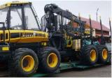 Used 2008 Ponsse Articulated Skidder in Romania