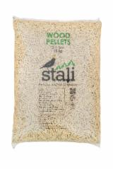 Wholesale  Wood Pellets Spruce Picea Abies - Whitewood - Sell 6 mm premium quality wood pellets
