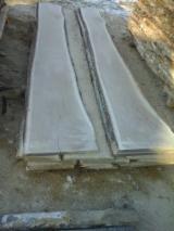 Hardwood  Unedged Timber - Flitches - Boules - Oak (European), Loose