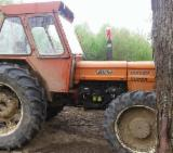 Used Forest Harvesting Equipment France - Skidding - Forwarding, Farm Tractor, Fiat