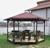 Wholesale Wood Pergola - Arbour - Fir (Abies alba, pectinata), Pergola - Arbour