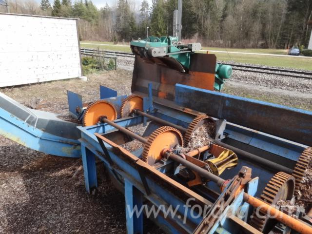 Used HÄWA 2004 Debarker For Sale Italy