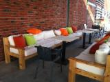 Contract Furniture - Fir terrace sofa