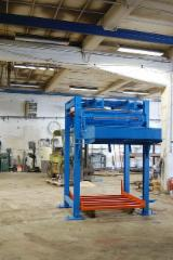 Fordaq wood market Packing machine Kallfass