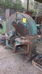 Fordaq wood market Chipper