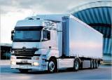 Transportdiensten - Vrachtverkeer, 100 vrachtwagenladingen per maand
