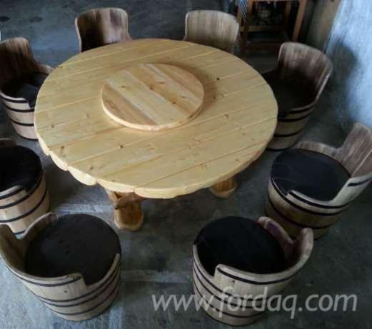 Contemporary-Fir-%28Abies-Alba%29-Restaurant-Tables