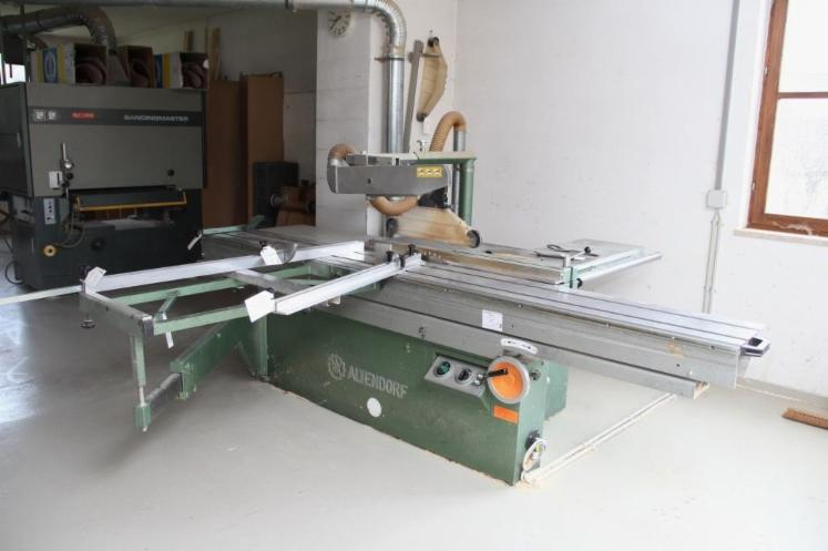 For Sale Sliding Table Saw Altendorf F 45