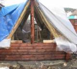 Wood Houses - Precut Timber Framing - Fir Garden Log Cabin/Shed