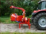 New Forest Harvesting Equipment Germany - Chipper - Cleaver - Debarker, Hogger