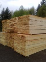 Sawn Timber - Sawn lumber KD 18-20%
