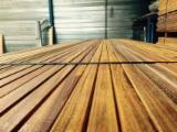 Tropical Wood  Sawn Timber - Lumber - Planed Timber - Okan (African Greenheart, Edoum)