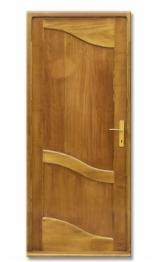 Hardwood (Temperate), Doors, Oak (European)