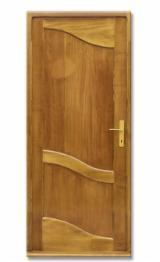 Wood Doors, Windows And Stairs - Oak Doors Romania