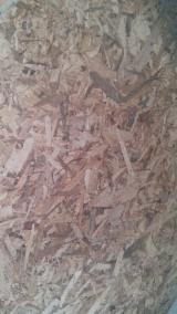 Paneles Reconstituidos - OSB, 9,12,15,18 mm