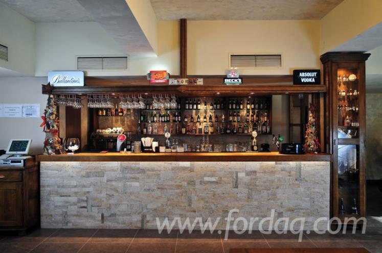 Vend Tables De Bar Contemporain Feuillus Européens Chêne