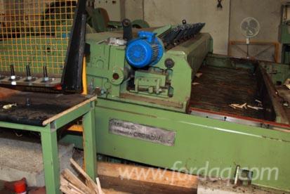 Gebraucht-Angelo-Cremona-TN4000-1990-Furniermessermaschinen-Zu-Verkaufen