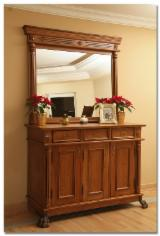 Entrance Hall Furniture - Contemporary Oak Mirrors Romania