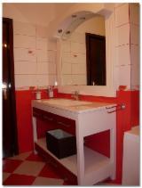 Banyo Mobilyası Satılık - Evyeler, Çağdaş, - parçalar Spot - 1 kez