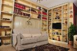 Living Room Furniture - Bookcase, Contemporary, -- pieces per month
