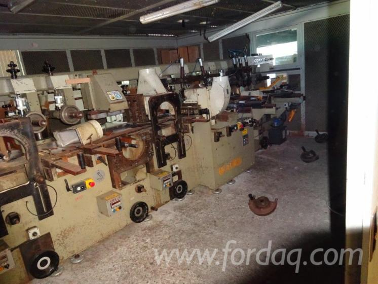 Used-Moulding-Machines-For-Three--And-Four-side-Machining-For-Sale-in