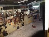 Maquinaria Para La Madera - Moldureras Para Trabajar Tres Y Cuatro Caras, Usada