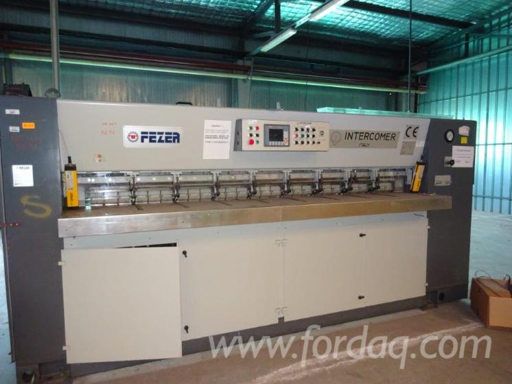 Used-Intercomer-2001-Veneer-Splicers-For-Sale-in