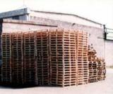 Wood Pallets - New One Way Pallet Italy