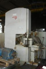 Offers Saws, Double And Multiple Band Saws