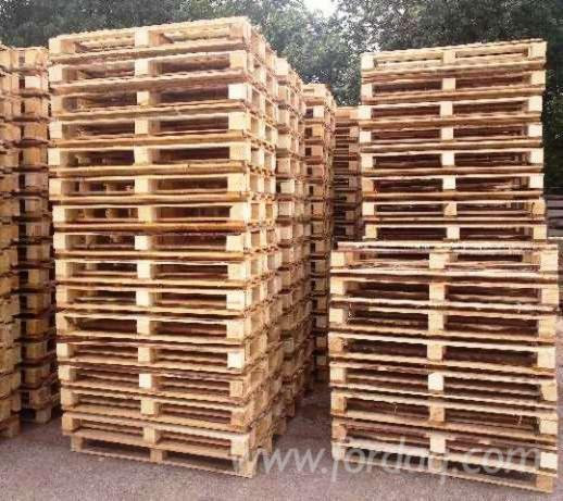 Used In Good State Pallet From