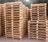 Pallets – Packaging For Sale - Recycled - Used In Good State  Pallet from Romania, Bucuresti