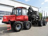 Used Forest Harvesting Equipment - Skidding - Forwarding, Forwarder, Valmet