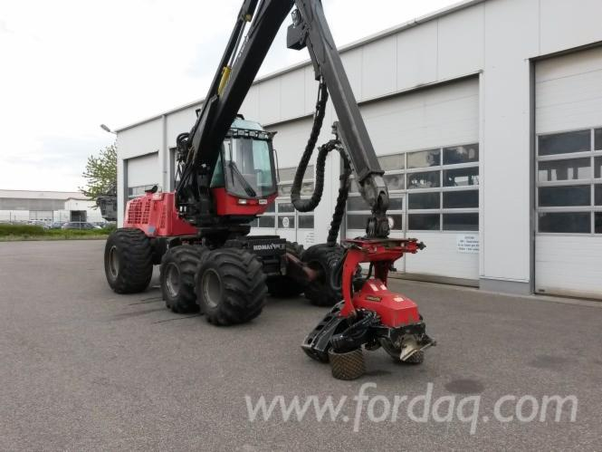Used-2002---18408-Valmet-901-2-Harvester-in