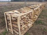 Firelogs - Pellets - Chips - Dust – Edgings Oak European For Sale - Oak and ash edgings on pallets