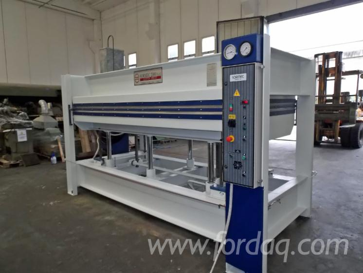 Presses---Clamps---Gluing-Equipment--Hand-Fed-Veneering-Presses-for-Flat-Surfaces