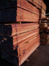Tropical Wood  Sawn Timber - Lumber - Planed Timber - Merbau clean sawn timber