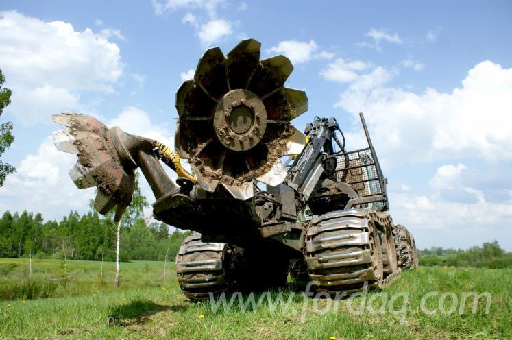 Forest-Trencher