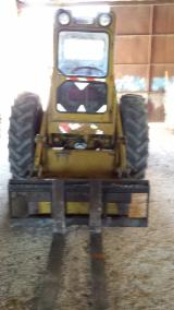 Forest & Harvesting Equipment - Used IFRON 2003 Feller-Buncher Romania