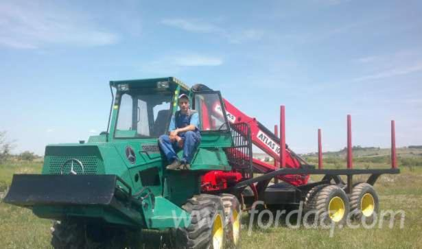 Used-----Forwarder