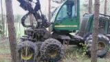 Used Forest Harvesting Equipment - Skidding - Forwarding, Harvester, John Deere