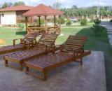 Garden Loungers Garden Furniture - Contemporary Fir (Abies Alba) Garden Loungers Romania