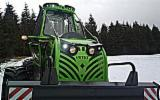 null - New Orvex Forest Tractor Romania