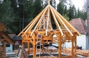 Spruce-%28Picea-abies%29---Whitewood--Kiosk---Gazebo
