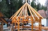 Buy Or Sell Wood Kiosk - Gazebo - ISO-9000 Spruce  Kiosk - Gazebo from Romania