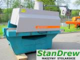 Used 1st Transformation & Woodworking Machinery For Sale - Multi saw TOS Svitavy PWR Track 301