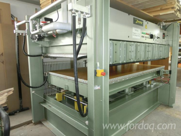 Presses---Clamps---Gluing-Equipment--Fiber-or-Particle-Board-Presses